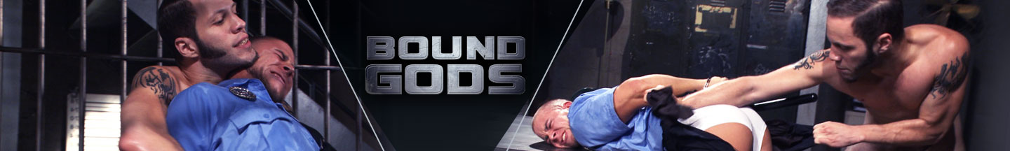 Bound Gods is a hot gay fetish, male porn BDSM Website where hung, built gay men are bound and gagged, whipped, and fucked. Gay sex featured on this Kink Website includes shibari rope bondage with gay spanking, anal sex, cock sucking, and cock and ball torment